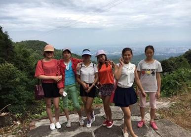 九里峰山团建(3)