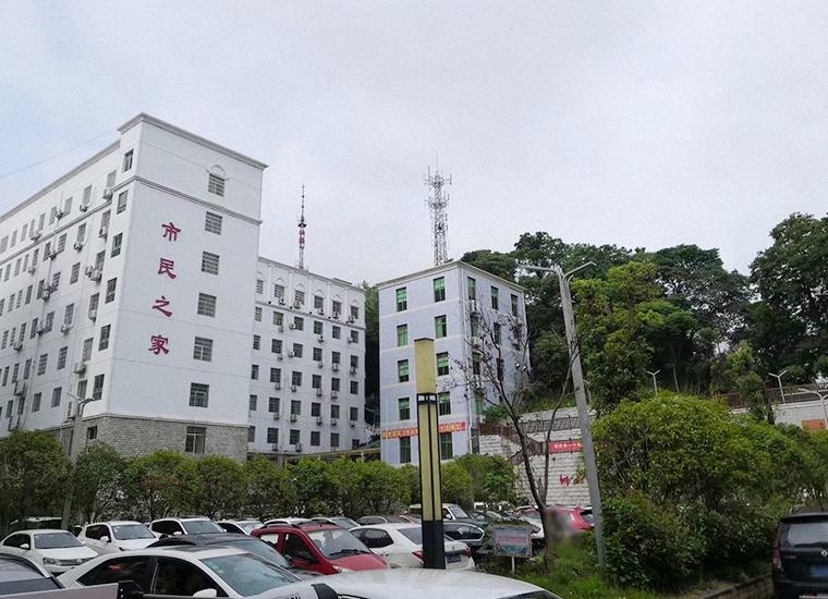 芦溪县电台发射系统广播设备采购项目
