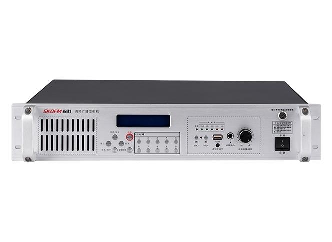 调频广播发射机安装简单,操作便捷